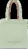 TED BAKER Sac à main VALLCON en vert - small