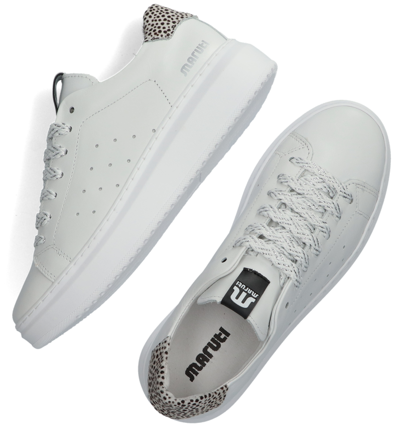 Witte MARUTI Lage sneakers CLAIRE  - larger