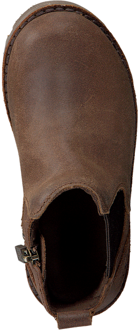UGG Bottines chelsea CALLUM en marron - large