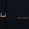 MICHAEL KORS Sac bandoulière LG GUSSET CROSSBODY en bleu - small