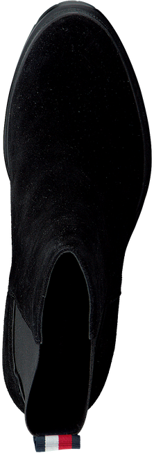 TOMMY HILFIGER Bottines SPORTY MID HEEL en noir  - large