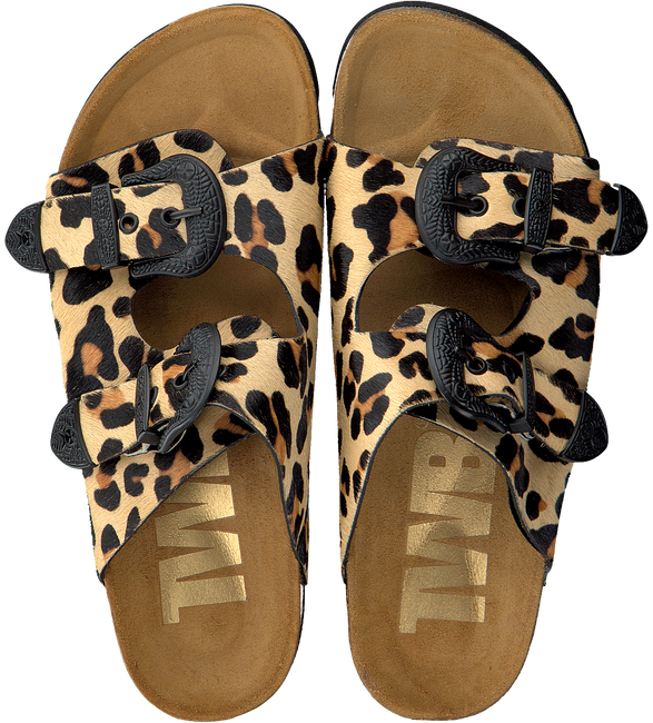 Camel THE WHITE BRAND Slippers BIO BUCKLE  - large