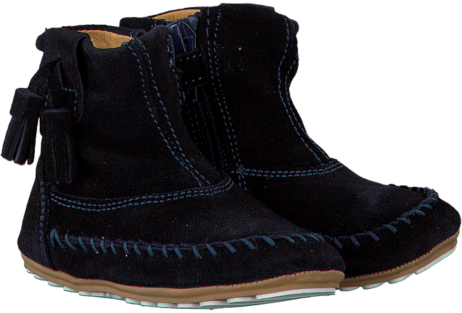 JOCHIE & FREAKS Chaussures bébé 17054 en bleu - large