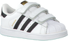ADIDAS Baskets SUPERSTAR CF I en blanc - small