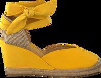 UNISA Espadrilles CHUFY en jaune  - medium