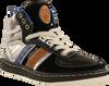 Black QUICK shoe ATLANTA JR LACE  - small