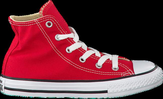 CONVERSE Baskets CTAS HI KIDS en rouge - large