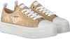 Gouden GUESS Lage sneakers BRIGS  - small