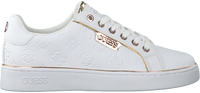 Witte GUESS Lage sneakers BANQ  - medium