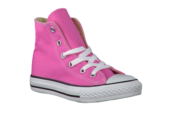 CONVERSE Baskets HI CORE K en rose - large
