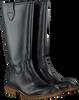 HIP Bottes hautes H1344 en noir - small