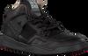 RED RAG Baskets 15507 en noir - small