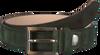 GIORGIO Ceinture HEC1023/35 en vert - small