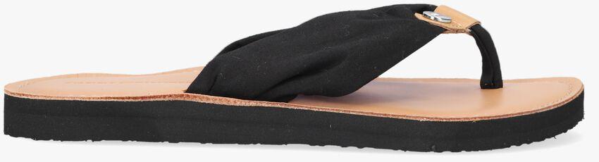Zwarte TOMMY HILFIGER Slippers BEACH SANDAL  - larger