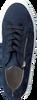 GABOR Baskets basses 498 en bleu  - small
