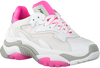 Witte ASH Lage sneakers ADDICT  - small