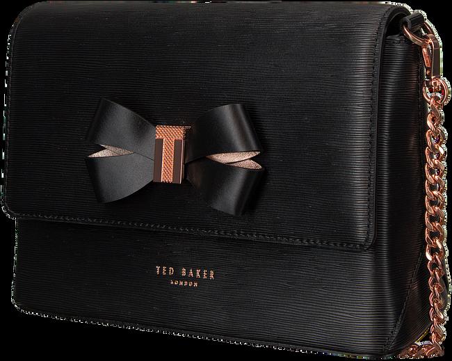 TED BAKER Sac bandoulière BOWII en noir - large