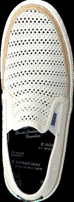 SCOTCH & SODA Chaussures à enfiler IZOMI en blanc  - large