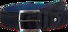 FLORIS VAN BOMMEL Ceinture 75202 en bleu  - small