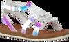 Zilveren JOCHIE & FREAKS Sandalen 20722  - small