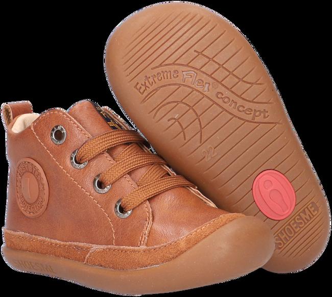 SHOESME Chaussures bébé BF8W001 en vert - large