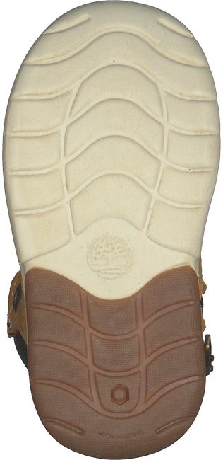 TIMBERLAND Bottillons NEW TODDLE TRACKS 6 en camel - large