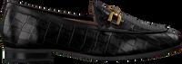 UNISA Loafers DAIMIEL en noir  - medium