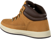 TIMBERLAND Baskets DAVIS SQUARE EUROSPRINT KIDS en camel  - small