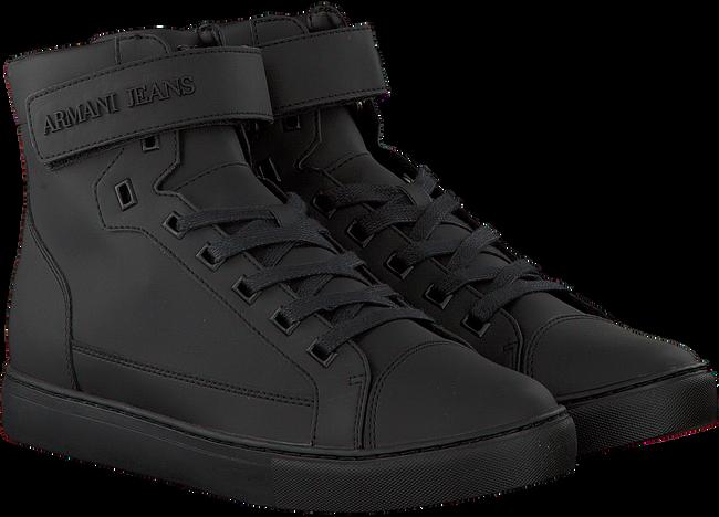 Black ARMANI JEANS shoe 935043  - large