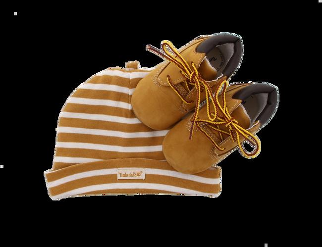 TIMBERLAND Chaussures bébé CRIB BOOTIE W/HAT en camel - large