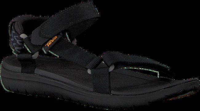 Black TEVA shoe SANBORN UNIVERSAL  - large