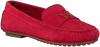 Rode TOMMY HILFIGER Mocassins TH HARDWARE MOCASSIN  - small