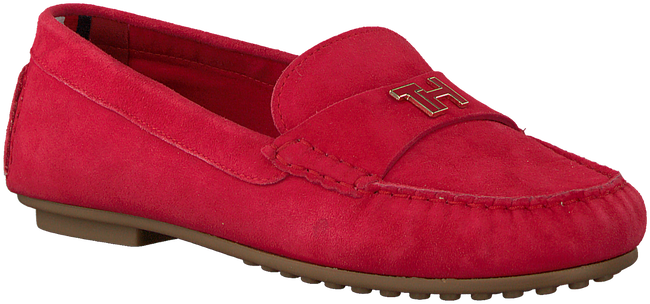 Rode TOMMY HILFIGER Mocassins TH HARDWARE MOCASSIN  - large