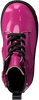 PINOCCHIO Bottines à lacets P1690 en rose - small