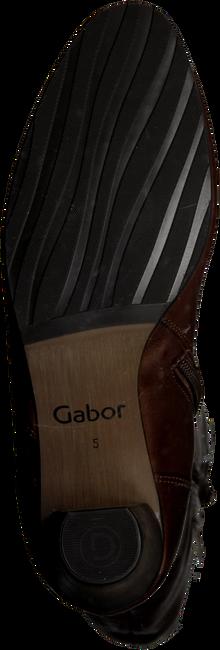 GABOR Bottes hautes 596.3 en marron - large