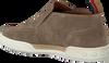 MAZZELTOV Chaussures à enfiler 51126 en beige  - small
