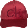 Rode CALVIN KLEIN Pet BASEBALL CAP VELVET - small