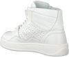 Witte TORAL Hoge sneaker 12406  - small