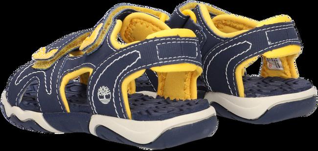 Blauwe TIMBERLAND Sandalen ADVENTURE SEEKER 2 STRAP KIDS  - large