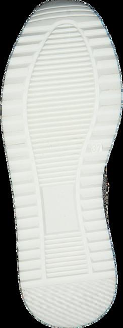 RED-RAG Baskets basses 76702 en blanc  - large