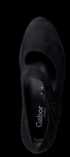 GABOR Escarpins 147 en noir - large