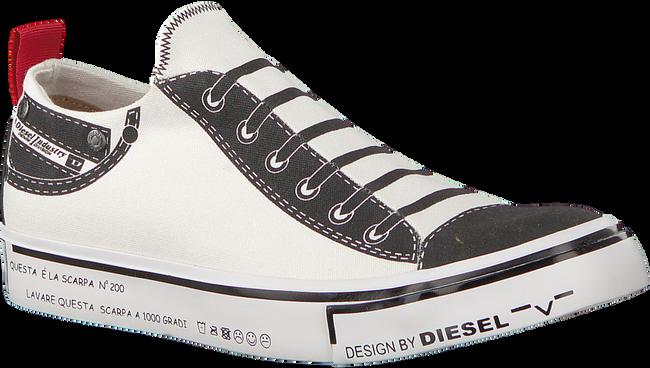 DIESEL Slip-on baskets IMAGINEE en blanc - large