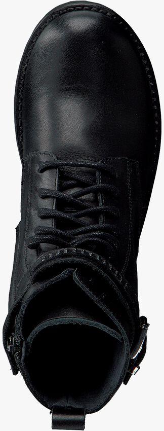 HIP Bottines à lacets H1846 en noir - larger