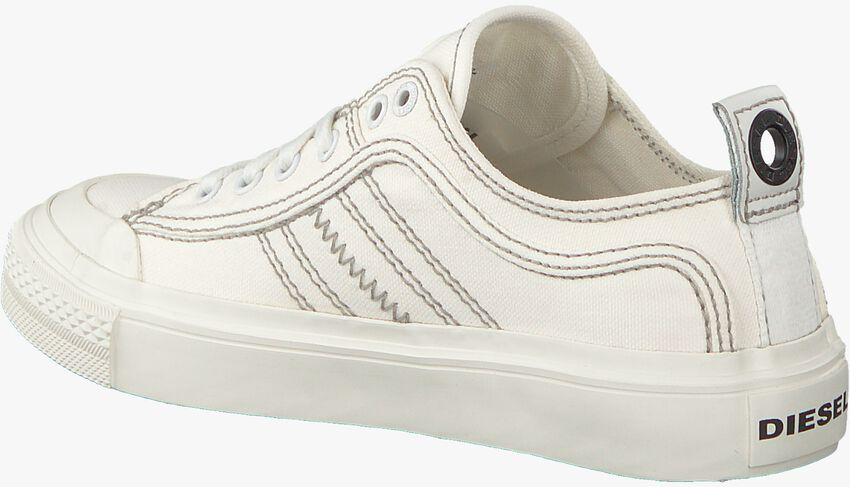 Witte DIESEL Sneakers S-ASTICO LOW LACE - larger