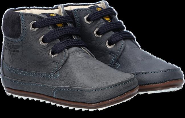 SHOESME Chaussures bébé BP7W034 en bleu - large