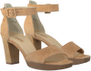 Beige PAUL GREEN Sandalen 7618 - small