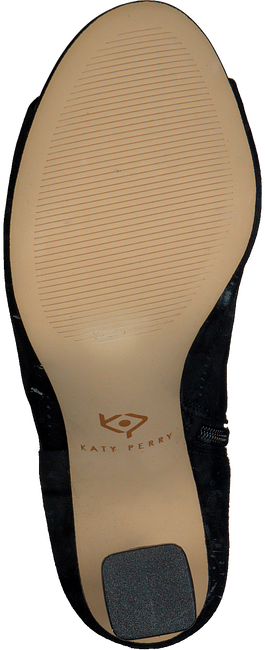 Zwarte KATY PERRY Enkellaarsjes KP0155  - large