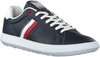 Blauwe TOMMY HILFIGER Lage sneakers ESSENTIAL CUPSOLE  - small