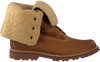 TIMBERLAND Bottillons 6IN WP SHEARLING BOOT en cognac - small
