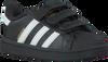 Zwarte ADIDAS Sneakers SUPERSTAR CF  - small